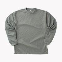 グリマー glimmer 00304-ALT ドライロングスリーブTシャツ 3L-5L