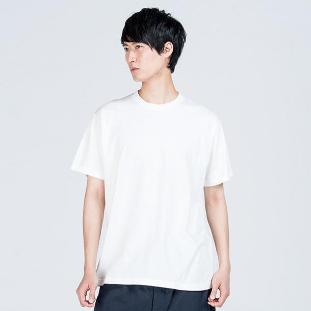 画像1: プリントスター (Printstar) 00085-CVT ヘビーウェイトTシャツ ホワイト ジュニア