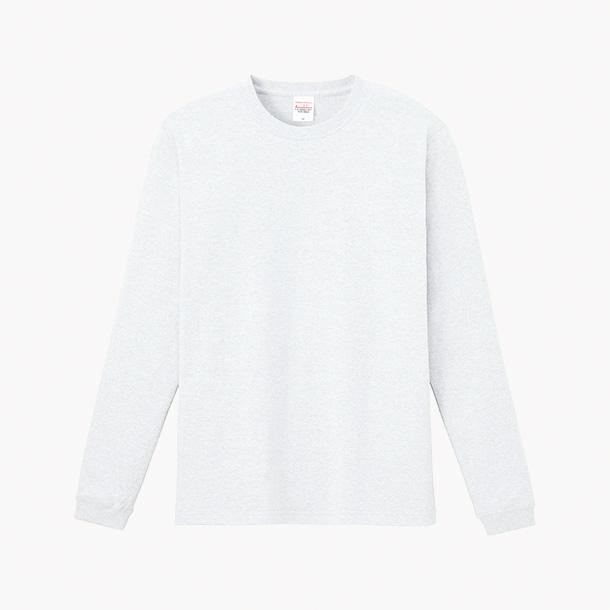 画像1: 在庫限 プリントスター (Printstar) 00159-HGL ハイグレードロングTシャツ ホワイト XS-XL