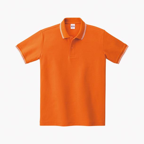 画像1: プリントスター (Printstar) 00191-BLP ベーシックラインポロシャツ 3L
