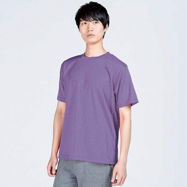 画像1: グリマー glimmer 00300-ACT  ドライTシャツ ミックス  3L-5L