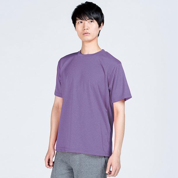 画像1: グリマー glimmer 00300-ACT  ドライTシャツ 100-150 ミックス
