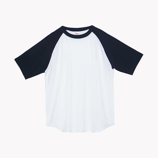 画像1: プリントスター (Printstar) 00106-CRT  ヘビーウェイトラグランTシャツ XS-XL