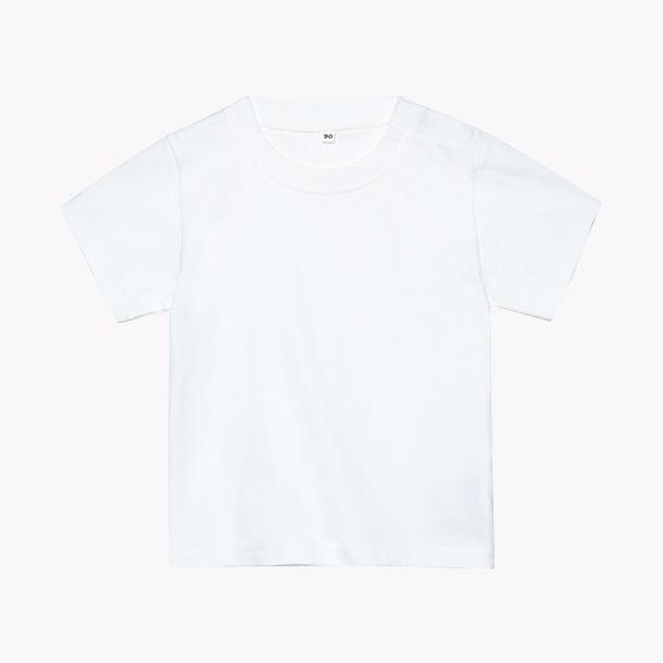 画像1: プリントスター (Printstar) 00103-CBT ヘビーウェイトベビーTシャツ ホワイト XS-XL