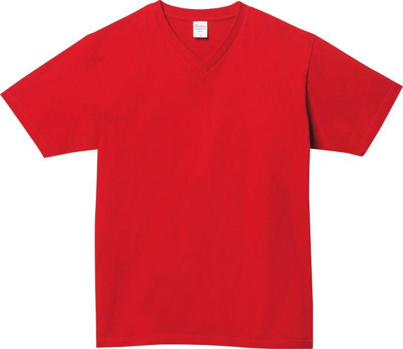 画像1: プリントスター (Printstar) 00108-VCTヘビーウェイトVネックTシャツ カラーXS-XL